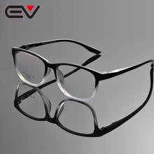 Big Promotion Fashion Unisex Men Women Square Acetate Frame Clear Lens Eyeglasses Frames 4 Color Oculos de grau EV1335 - EV Optical Frame&Sunglasses Manufacturer store