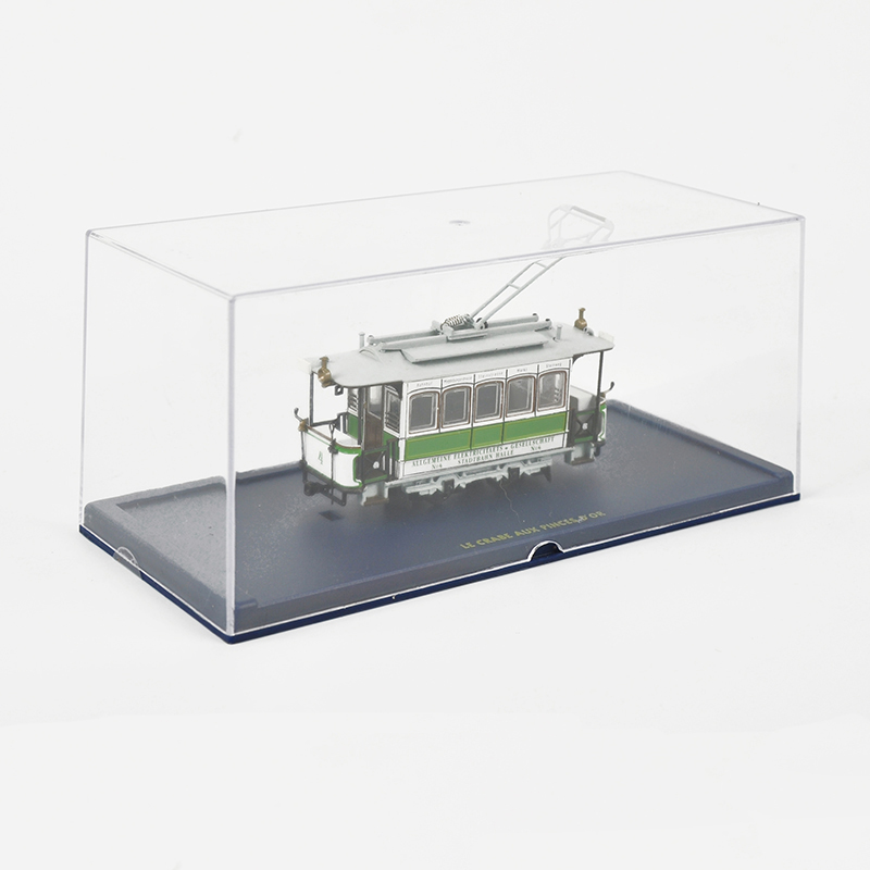 Brand New 1/87 Scale Atlas Tram Toys Motrice N 13 (CGFT)-1907 Diecast Tram Model 1:87 Model Train Vehicles Collections Gift(China (Mainland))