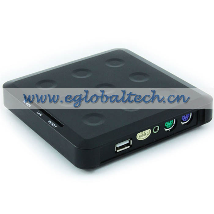 free shipping ems 1 usb port pc expanion 30users connecting 1 host pc, harga ncomputing on win xp, linux thin client at shool(China (Mainland))