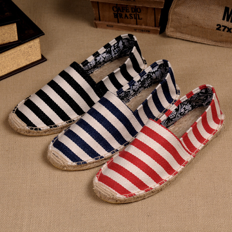 2015 summer new korean version of canvas shoes and