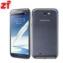 Samsung Galaxy Note 2 N7100 n7105 Original Unlocked Android mobile phone Quad core GPS 16GB 3g 4g(China (Mainland))