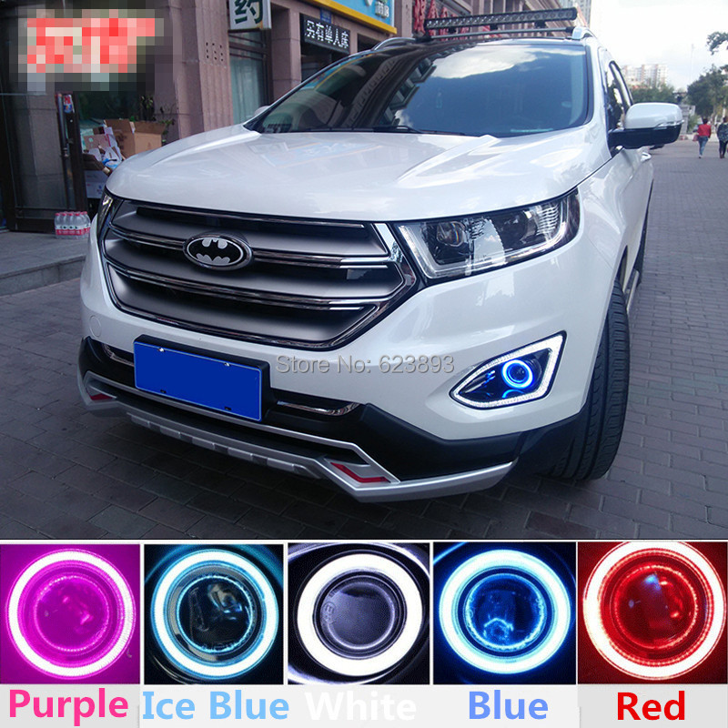 Aliexpress Com Buy Car Styling Fit Ford Edge 2015 2017