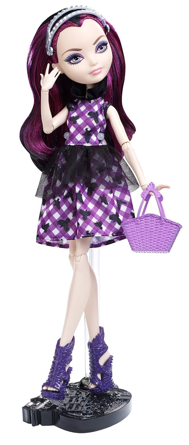 Original Ever After High Enchanted Picnic Raven Queen Dolls For Girls Genuine Brand Toys Christmas Birthday New Year Gifts <br><br>Aliexpress