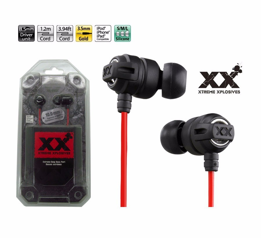 3.5mm Good Bass Stereo Earphone Headphone Noise Canceling Headset Hifi Earbuds for mobile phone iPhone xiaomi MP3
