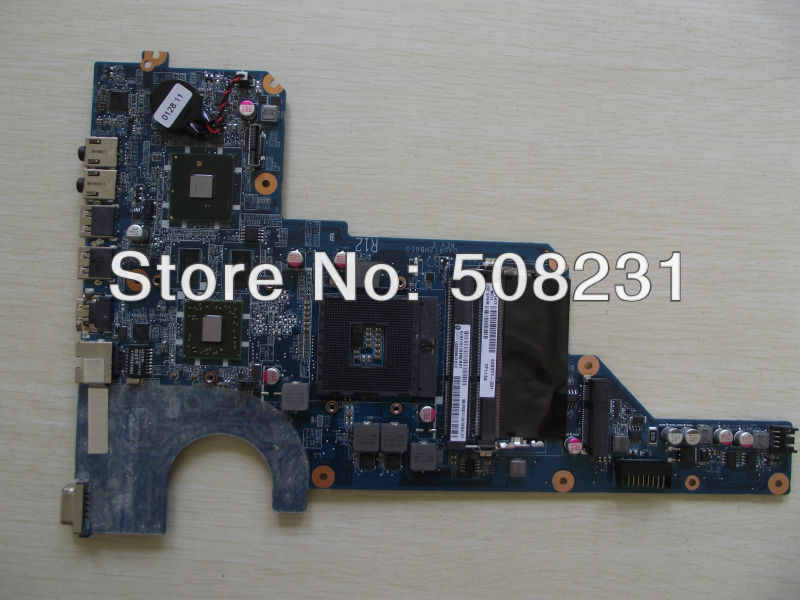 Здесь можно купить  Wholesale 636371-001 INTEL  laptop motherboard for HP G4 G6 laptop, 100% Tested and guaranteed in good working condition!! Wholesale 636371-001 INTEL  laptop motherboard for HP G4 G6 laptop, 100% Tested and guaranteed in good working condition!! Компьютер & сеть