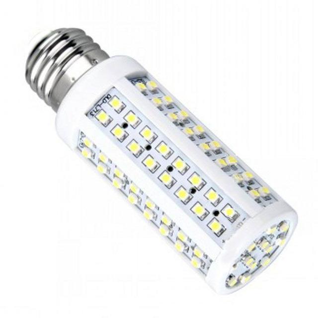 7W E27 220V spotlight led corn bulb lamp 112 led energy saving white/warm white light 3528 smd led