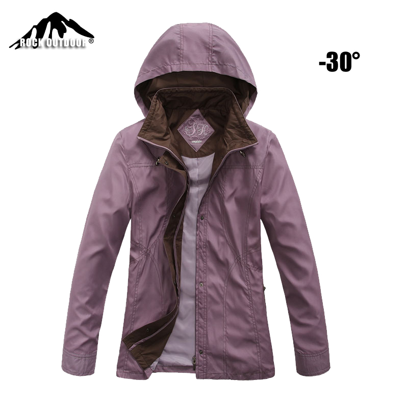 High Qulity Outdoor Waterproof Windproof snowboard hiking ski clothing women Skiing Jackets suit Windbreaker Women Warm ski Coat(China (Mainland))