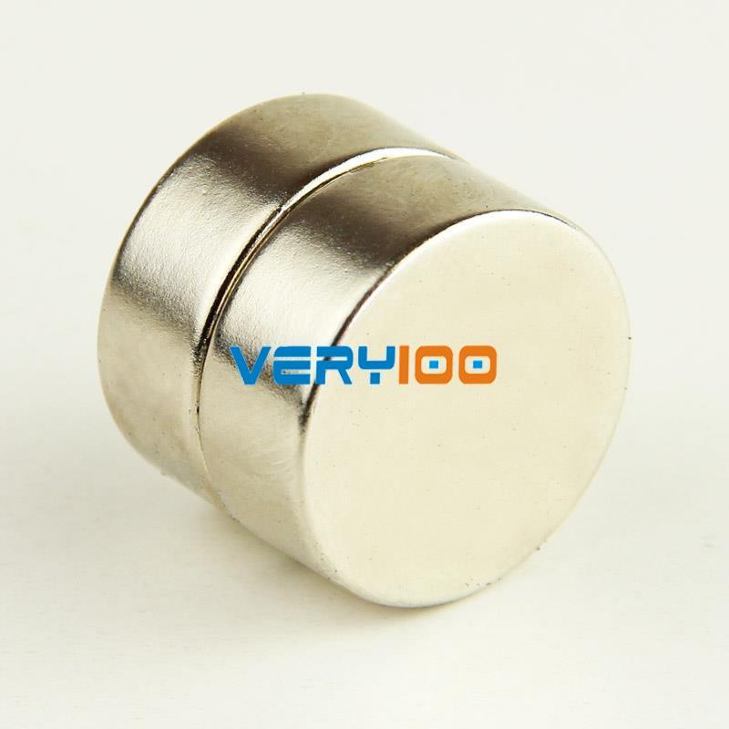 Гаджет  10pcs x Big Strong Magnet Cylinder 25mm x 10mm Rare Earth Neodymium Craft Model N35 None Строительство и Недвижимость
