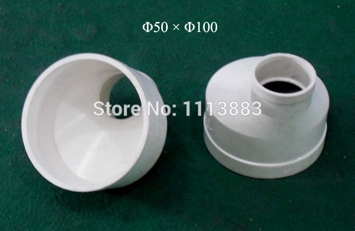 Hose Adapter, Convertor from 50mm to 100mm, Cyclone Dust Collector Separator Accessory(China (Mainland))