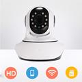 1MP 720P Pan tilt Smart Camera with temperature humidity sensor IP Security Camara HD Mini IR