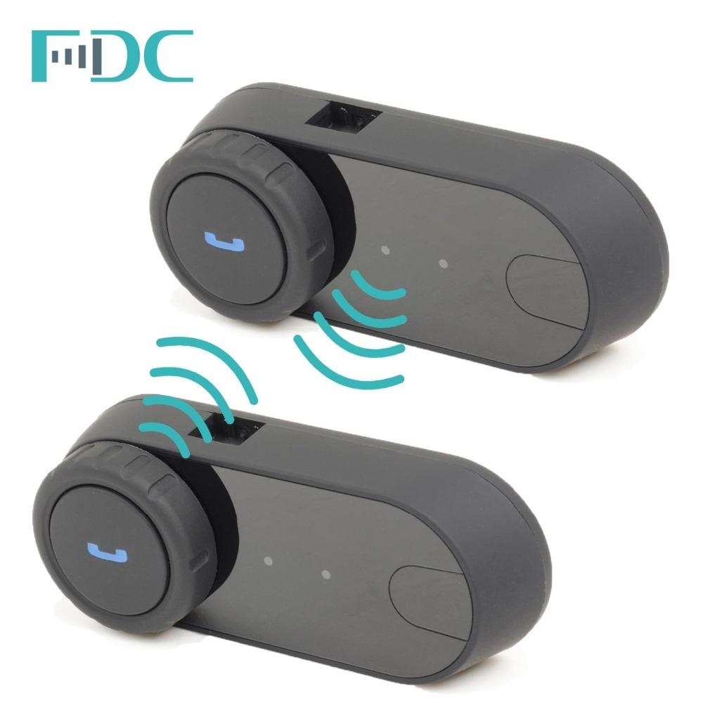 New 2 pcs Bluetooth Intercom 3 Riders 800M Helmet Comunicador Capacete Motorcycling Bluetooth Headset Moto Interphone+FM Radio(China (Mainland))