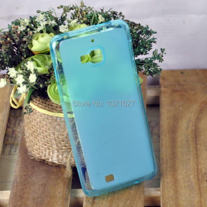 TPU Cases For DNS- S4503 Kruger&Matz KM0403 / KM0404 original innos i6 i6c Pudding Style Plastic Back Case 5Color Free Shipping(China (Mainland))
