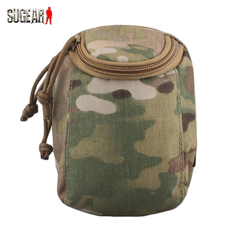 EMERSON Military Tactical Molle Nylon EDC Digital Camera Waist Bag Outdoor Hunting Portable Durable Utility Tool Accessory Pouch(China (Mainland))