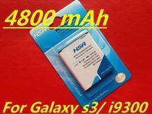 4800 mah eb-l1g6llu batteria batterie batterij bateria per samsung galaxy s3 siii i9300/i747/l710/i9308/t999/i9305/m440s/i9082(China (Mainland))
