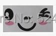 Buy 2014 New!4pcs/lot Free Smile face wall sticker toilet sticker fridge sticker washing machine sticker for $1.67 in AliExpress store
