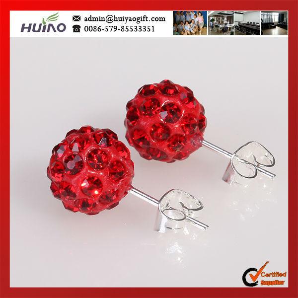 HY-6634 STUD EARRING (14)