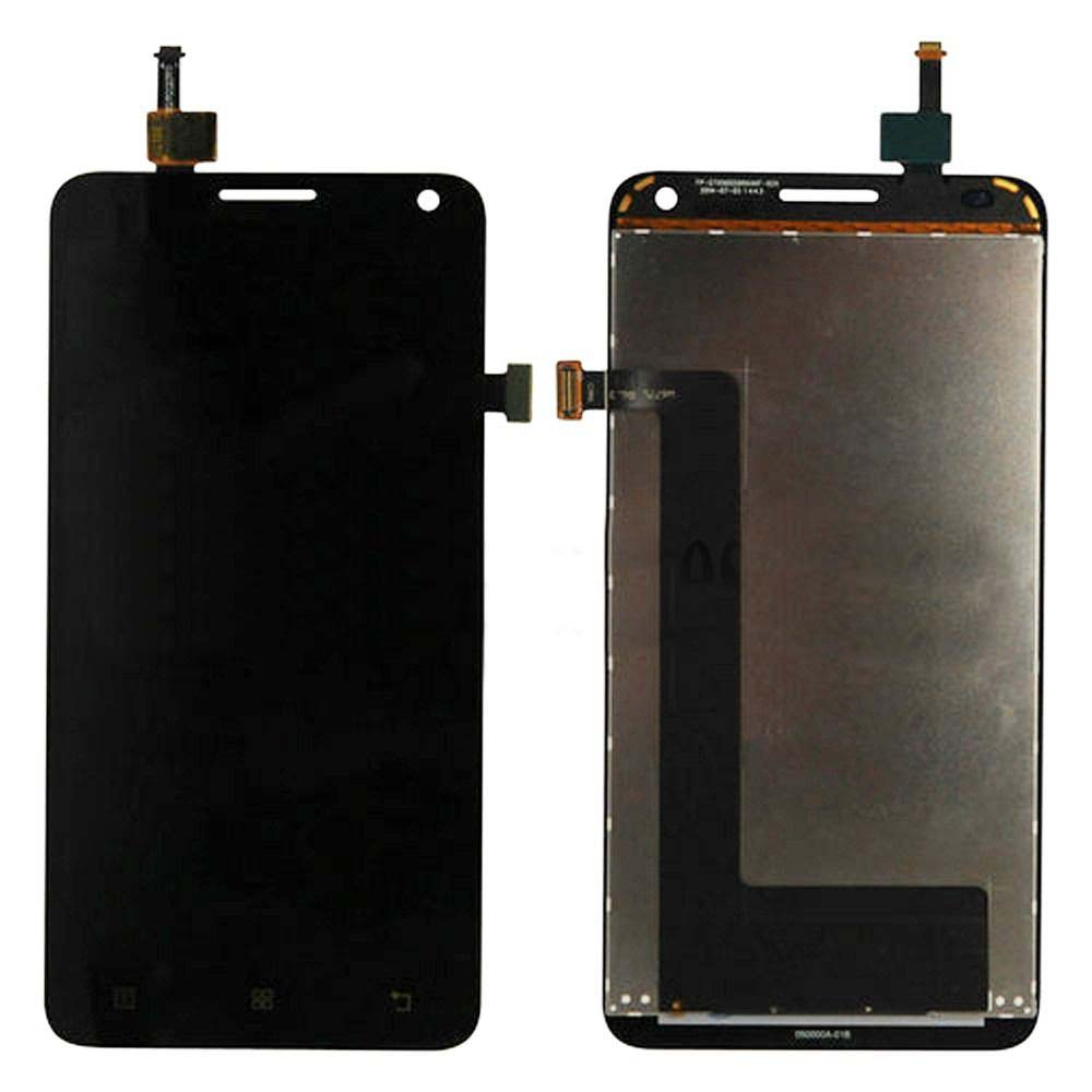 For Lenovo S580 Full Touch Screen Digitizer Panel Sensor Lens Glass + LCD Display Screen Monitor Moudle Assembly(China (Mainland))
