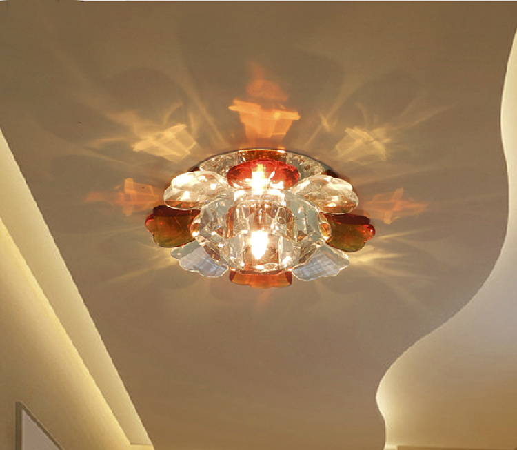 cabinet mini led downlight 3w LED light embedded wall recessed lighting embed built-in ceiling home decoration warm white lamp(China (Mainland))