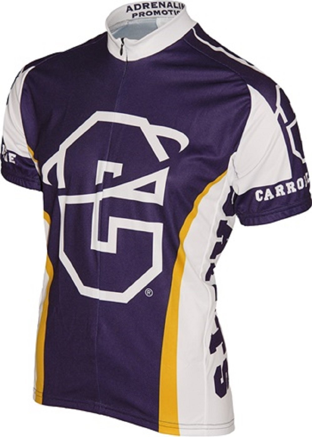 NCAA Carroll College Fighting Saints Cycling Jersey(China (Mainland))