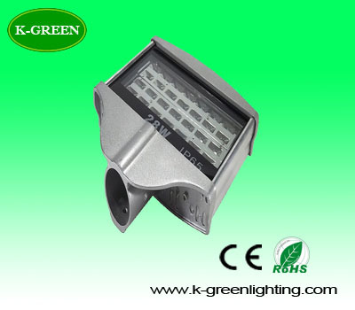 professional manufacturer of LED street light 28W IP65 with Bridgelux chip express free shipping(China (Mainland))
