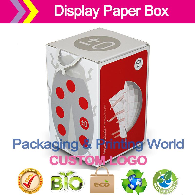 mini quantities order custom-made Corrugated color box corrugated E-flute box Packing Boxs(China (Mainland))