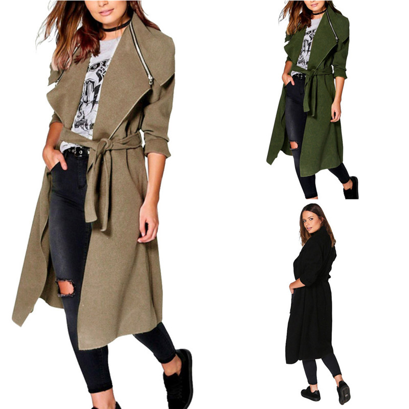 Womens Full Length Winter Coats Promotion-Shop for Promotional ...