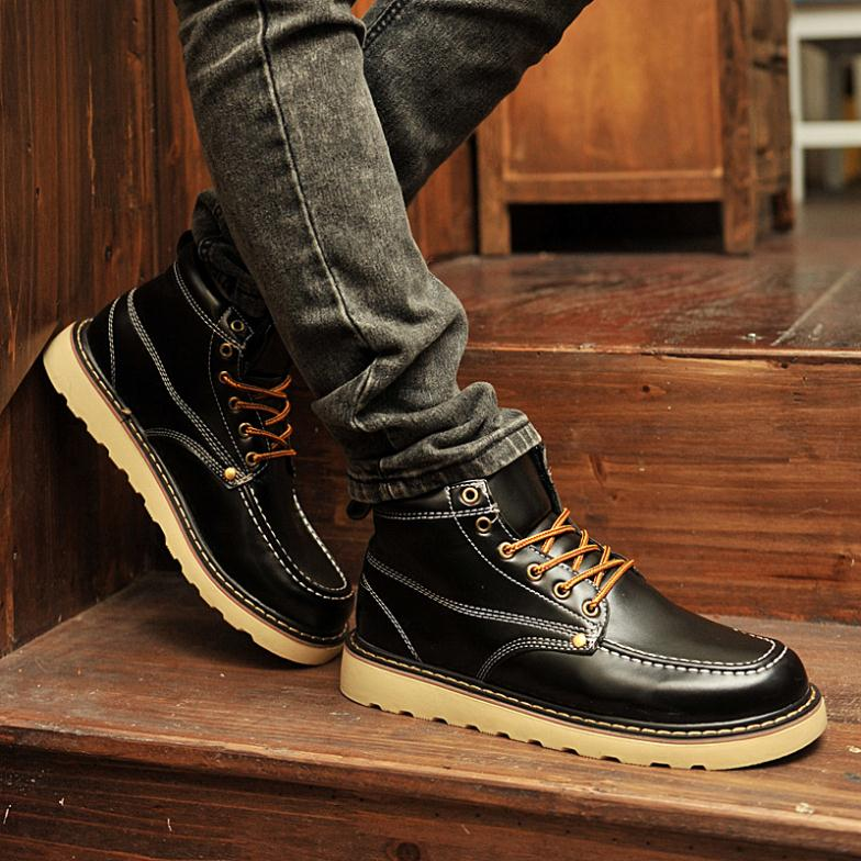 Popular Korean Mens Boots-Buy Cheap Korean Mens Boots lots from ...