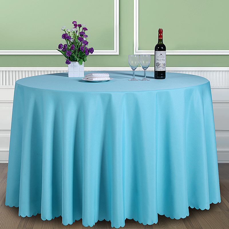 Solid Color 100 Polyester Round Table Cover Fabric Square  : Solid Color 100 Polyester Round Table Cover Fabric Square Dining Table Cloth Tablecloth Hotel Office Wedding from www.aliexpress.com size 800 x 800 jpeg 326kB