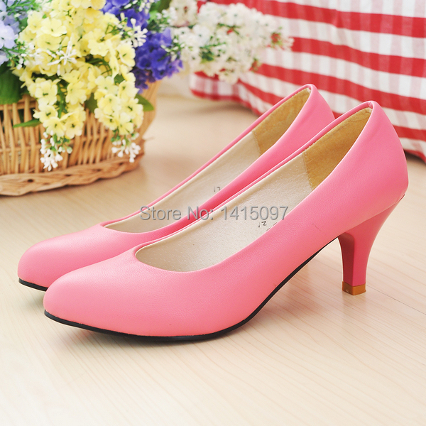 medium-heel-shoes-woman-pink-white-black-low-heels-shoes-women-pumps-2014-wedding-shoes-jordan.jpg