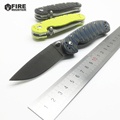 BMT RAT Model 2 Folding Blade Knife Tactical Knife AUS 8 Blade G10 Handle Pocket Hunting