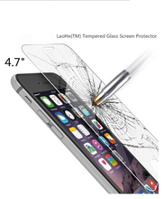New Tempered Glass Screen Protector Shield Cover for Apple iPhone 6 6S 4.7 BACK