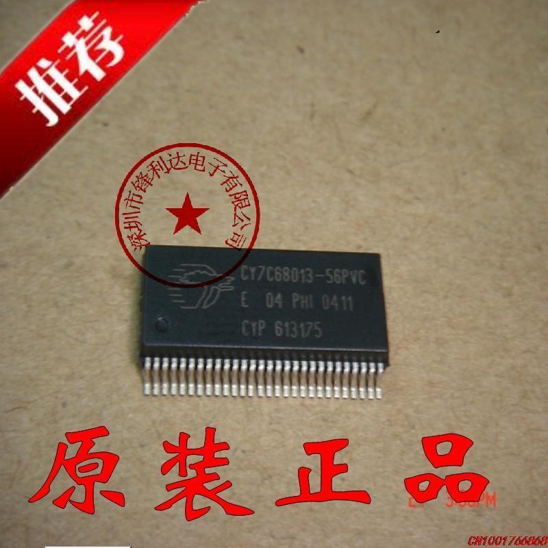 Здесь можно купить  Free shipping 10PCS CY7C68013-56PVC in stock  Электронные компоненты и материалы