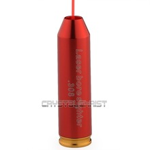 Hunting Red Bore Sighter .243 308 Cartridge Red Laser Sight Boresighter 2016