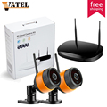 HD 1 0mp wifi ip camera kit wireless cctv camera 2 Kit ONVIF2 0 supports Plug