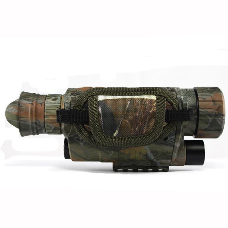Digital infrared Hunting Camera thermal imaging Night Vision Full HD camouflage video Hunting Game Trail binoculars L-JHMF-01(China (Mainland))