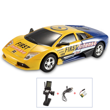 2.4G RC Car Proportional Control 4Channel Remote Control Car Professional LCD Model Car Toy Car Best Gift For Kids(China (Mainland))