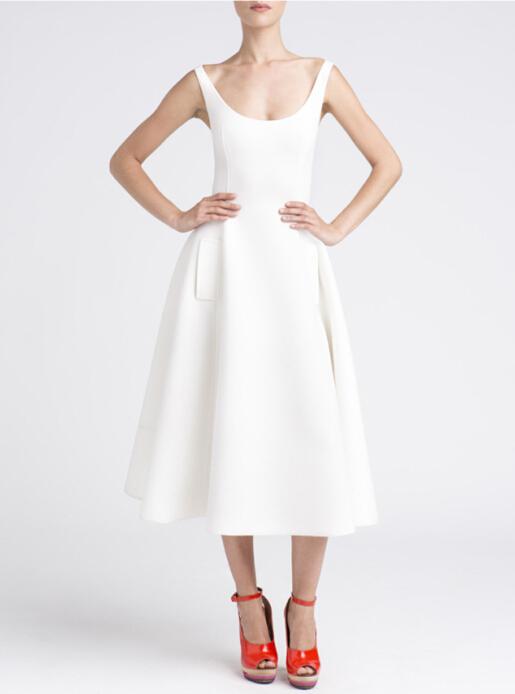 2015 summer fashion star style elegant white vest one ...