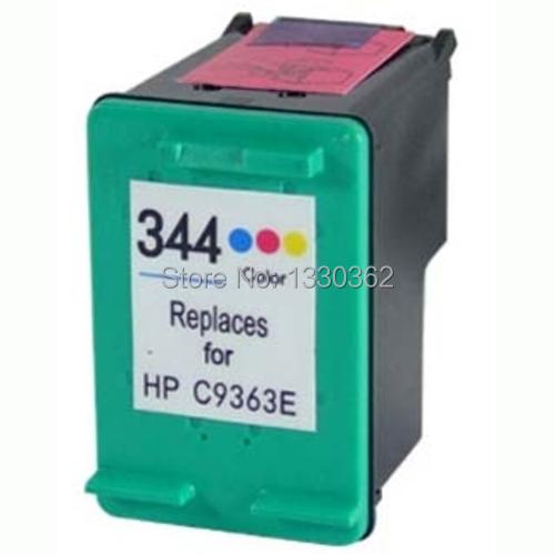 1 piece color ink cartridge for hp 344 ink cartridge for. Black Bedroom Furniture Sets. Home Design Ideas