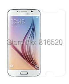 10Tempered Glass Screen Protector Samsung Galaxy S6 Clear Transparent Ultra Thin Front Protective Film packing  -  Shenzhen Fareast Yuhang Electronic Co.,Ltd store