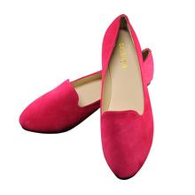2015 Fashion sapatos femininos women shoes ballet flats shoes ballerina solids 14 colors(China (Mainland))