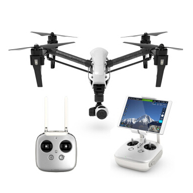 In Stock!Remote control helicopter big quadcopter UAV DJI Inspire 1 with Dual Remotes(China (Mainland))