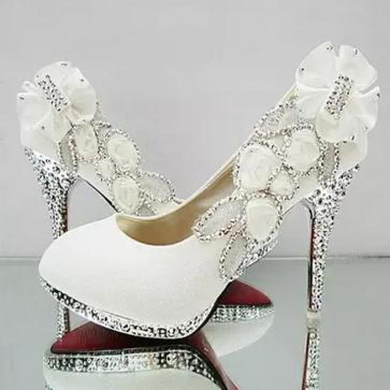 Popular Silver Heels Sale-Buy Cheap Silver Heels Sale lots from
