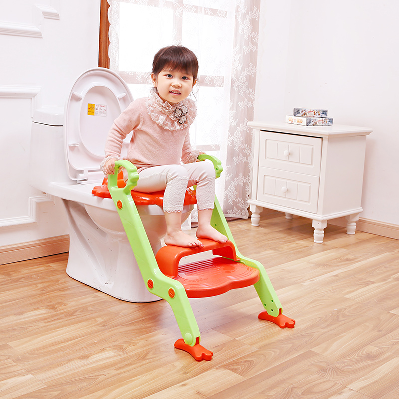 Large Size Children Toilet Seats Folding Kids Potty Chair