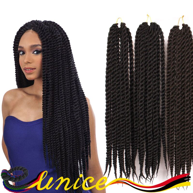 Crochet Braids Hair Care : Senegalese twist Afro Braids Hair Products Havana Mambo Twist Crochet ...