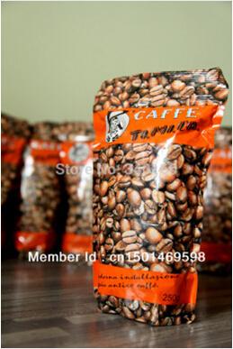 40%OFF!!! Free Shipping! 1.5KGS Ethiopia Tomoca Roasted Coffee Beans, Arabica Coffee ( Grade A, 250g*6bag)(China (Mainland))