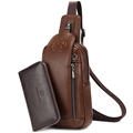 free shipping new fashion brand men s chest bag male chest pack messenger bag famous design