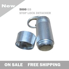 5000 gs Magnetic Tag Detacher New Bulletin Magnet Stop Lock Detacher Lockpick Key Lockpicking free shipping EAS System Magnet(China (Mainland))