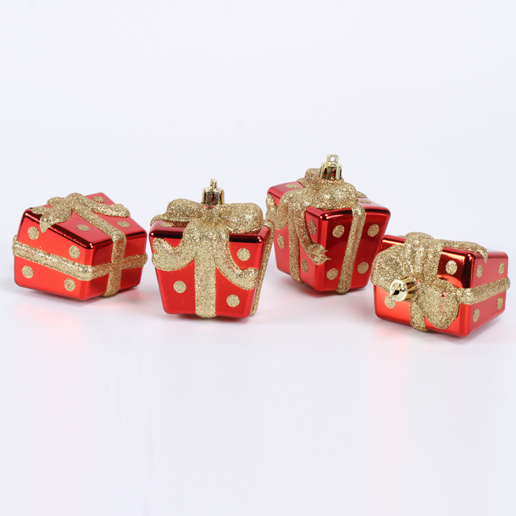 Gifts wholesale memorial gifts ornaments tree gift box decoration present gift and decor - Wholesale home decor merchandise model ...