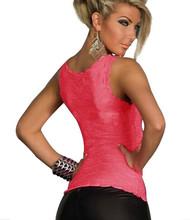 Fashion Lace Women s Tank Crochet Embroidery Fitness Women Tank Top Sleeveless Shirt Summer Casual Blouse