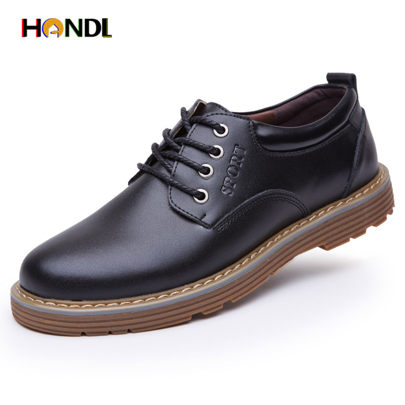 2016 New Genuine Leather Men Shoes Handmade Men Flats,Fashion Lace Up Flats Basic Zapatos Hombres,Business Men Dress Shoes H5239<br><br>Aliexpress